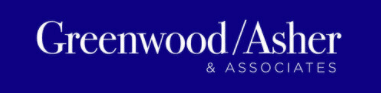 Greenwood/Asher & Associates logo.  This is the superintendent search firm hired by the Fayette County Board of Education on 2-8-21