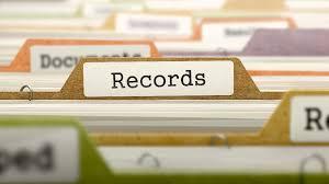 Public Records (generic graphic)