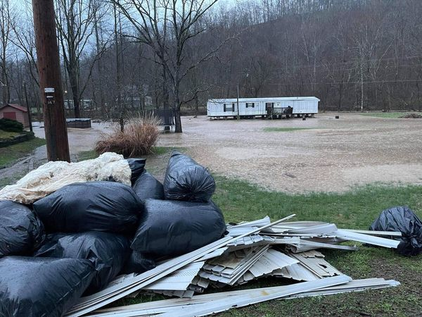 new round of flooding in Williamsport/Boons Camp area of Johnson County 3-18-21