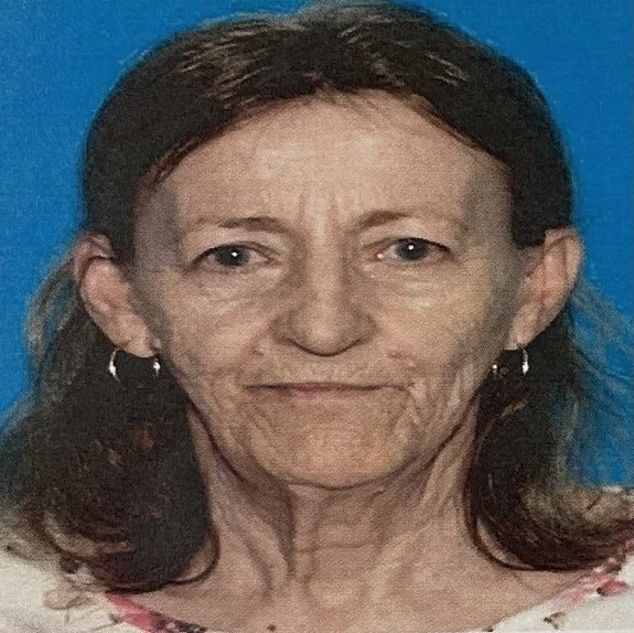 70-year old Shirley Kimelton has dementia.  She went missing in Lexington on 4-2-21.  A Golden Alert was issued by Lexington Police