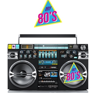 Boyd County man launches an online radio station that only plays '80s music.