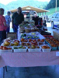 Perry County KY Farmer's Market