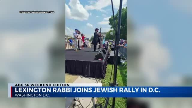 Photo courtesy of Rabbi Shlomo Litvin