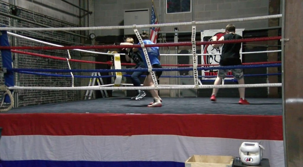 Legends Youth Boxing Club in Lexington