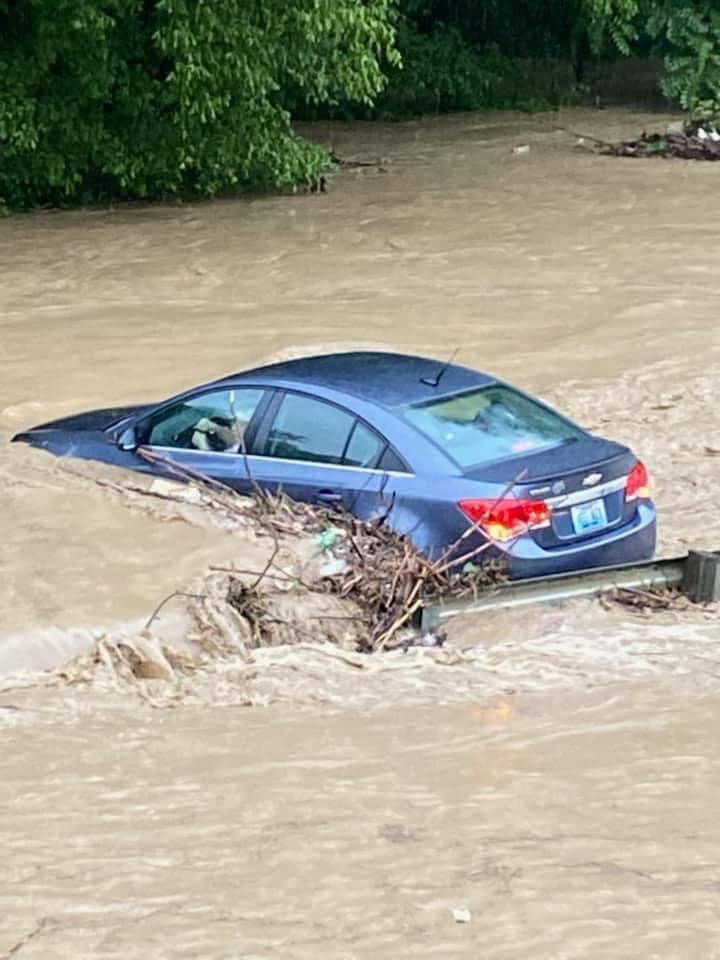 Estill County Flooding