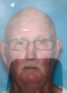 Golden Alert issued 8-14-21 for 82-year old James McGuire