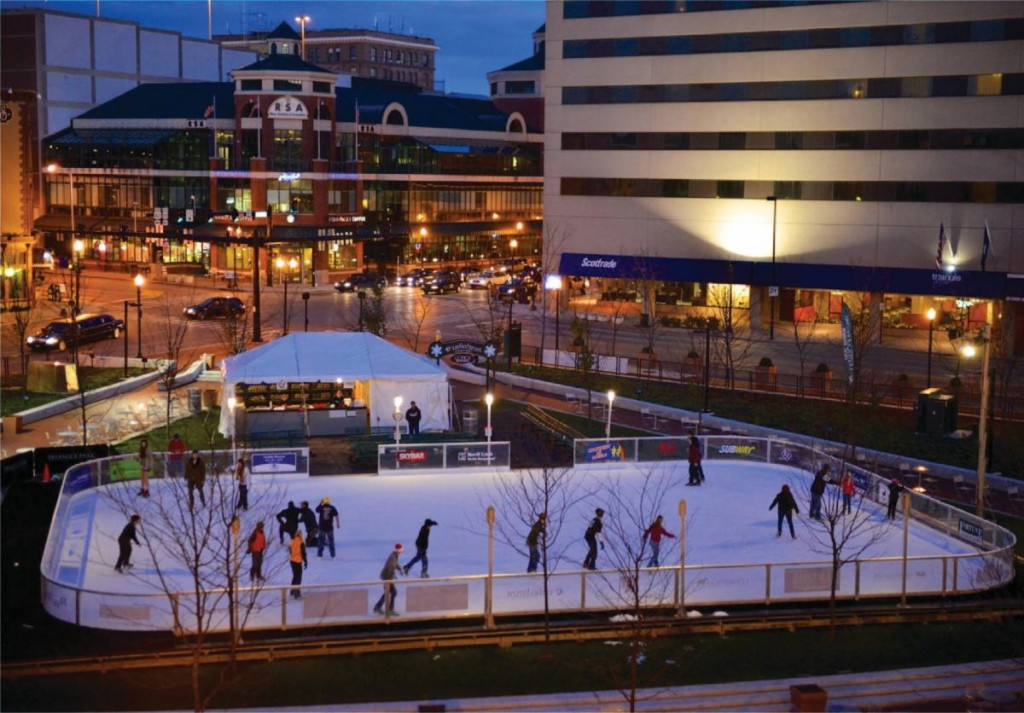 Triangle Park Ice Rink