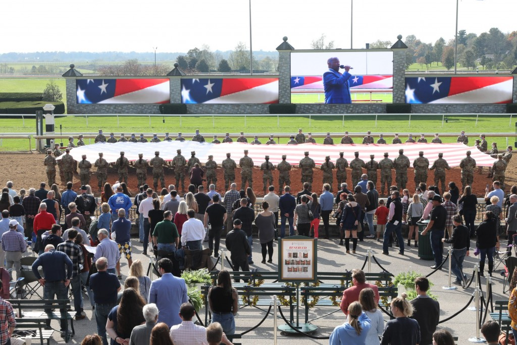 Heroes Day Presented By Rubicon Flag Rollout