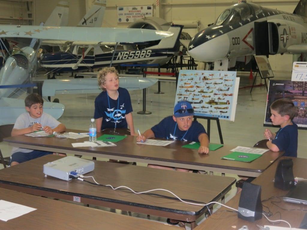 Aviation Summer Camp