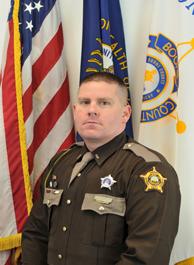 Lt Chris Hall