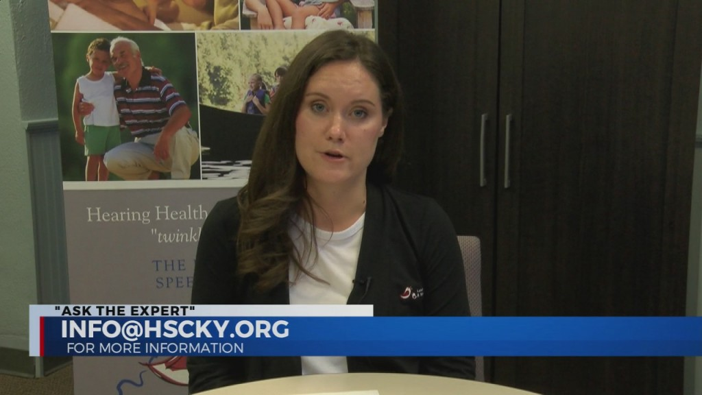 Ate Hearing & Speech Center: Hearing Loss And Diabetes With Dr. Julia Amann