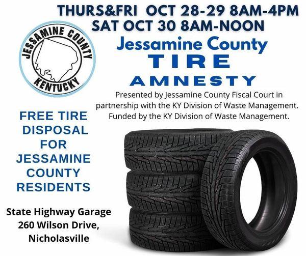 Jessamine County Tires