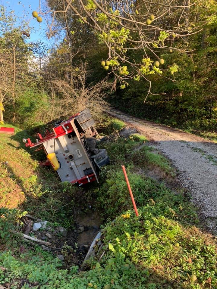 Sandy Hook Fire Truck Crash
