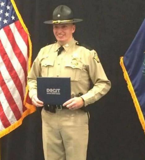 Oliver Little Floyd Co Sheriffs Deputy