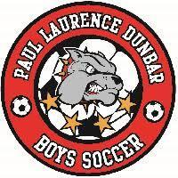Paul Laurence Dunbar Soccer Logo
