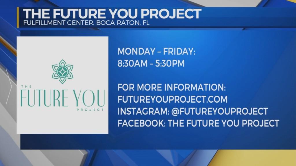 The Future You Project Interview With Jennifer Zawadzki