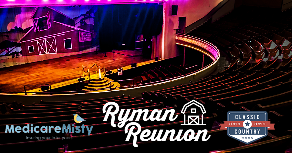 Q Ryman Reunion Promo Reel Medicare Misty