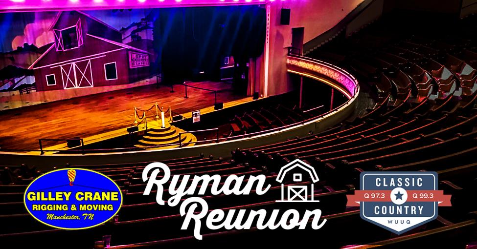 Q Ryman Reunion Promo Reel
