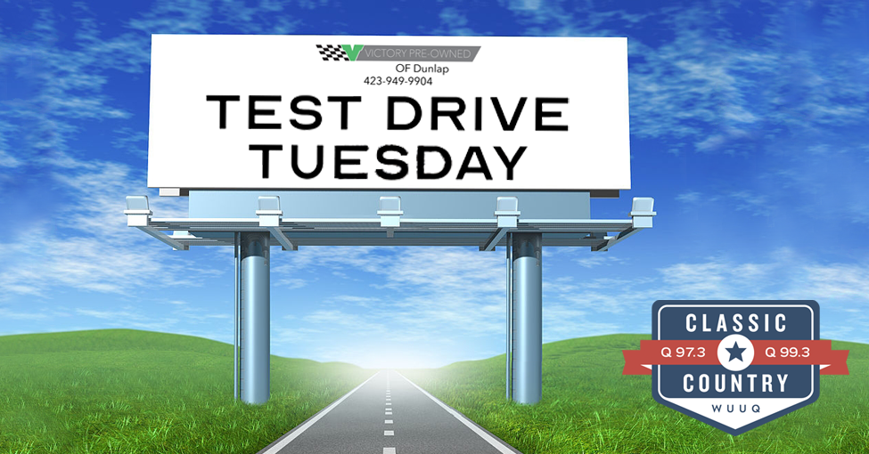 Q Test Drive Tuesday Promo Reel