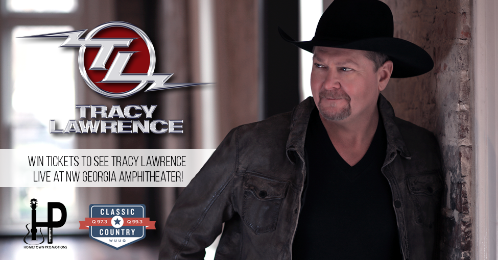 Q Tracy Lawrence Ticket Giveaway Promo Reel