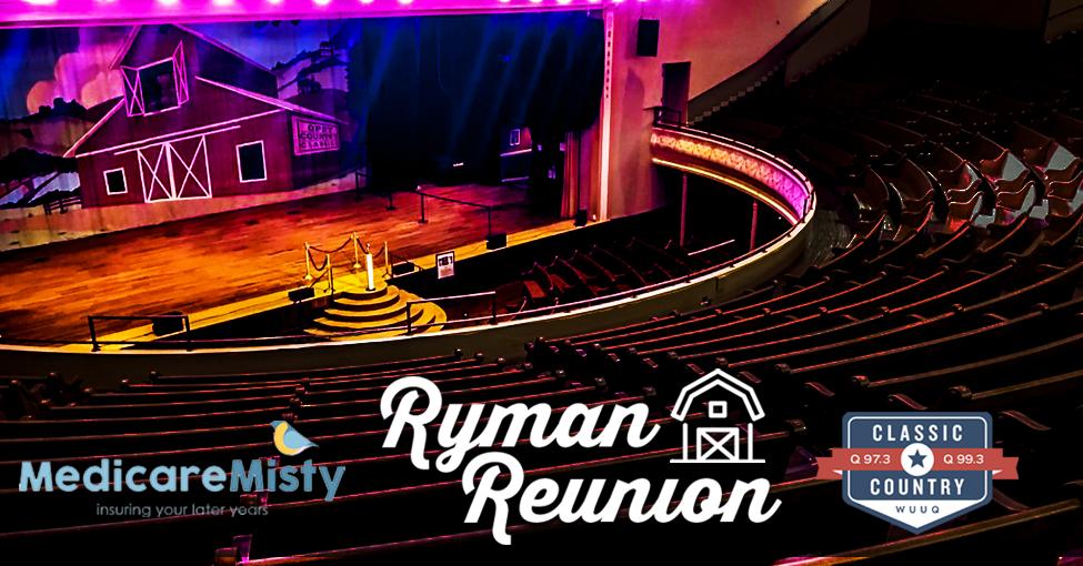 Ryman Reunion Promo Reel
