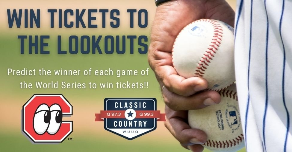Win Tickets To The Lookouts