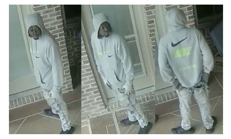 Subject wanted by police in connection to December 10