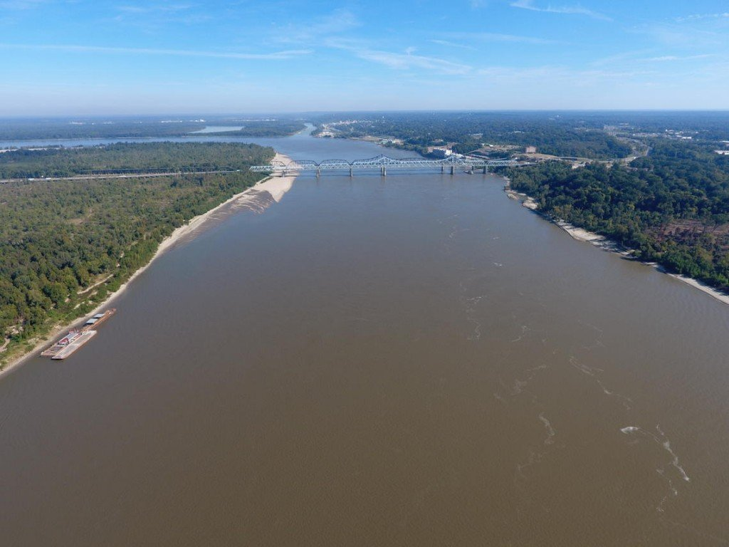 Mississippi River. Photo: Michael Manning