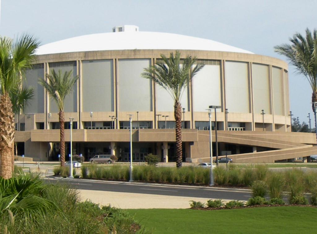 Mississippi Coast Coliseum & Convention Center. Photo: https://www.mscoastcoliseum.com/