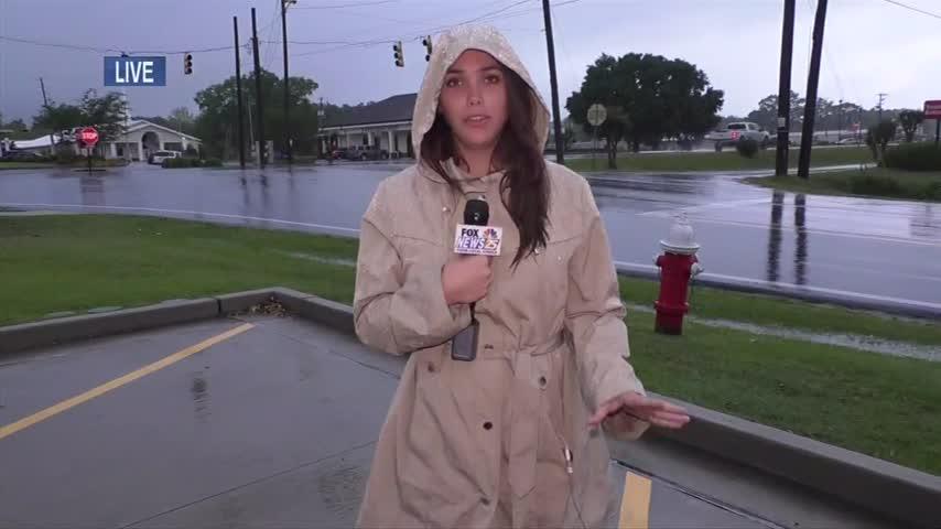 Kristen Anzuini in George County