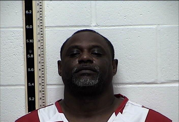 47-year-old Sergio Williams was arrested Sunday evening in connection to the 1998 murder of 91-year-old Leola Jordan. Photo: Pearl River County Sheriff Department.