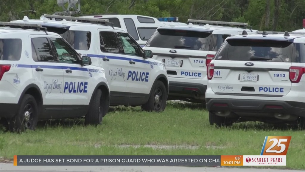 Biloxi Shooting Suspect Found Dead Inside Home After Standoff Ends
