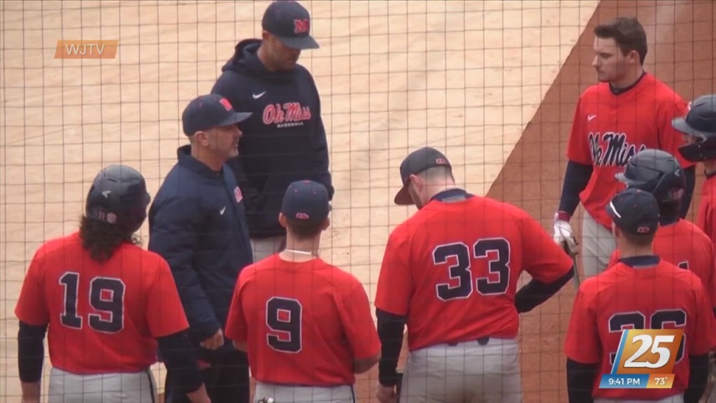 Ole Miss Head Baseball Coach Mike Bianco Signs Four Year Contract Extension