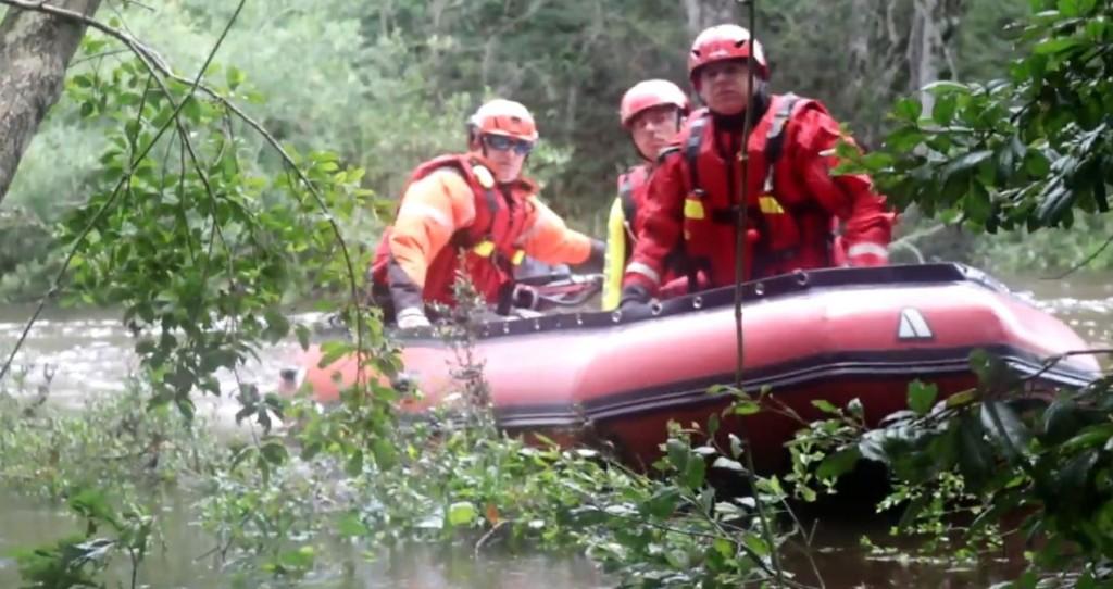 Kayak Rescue
