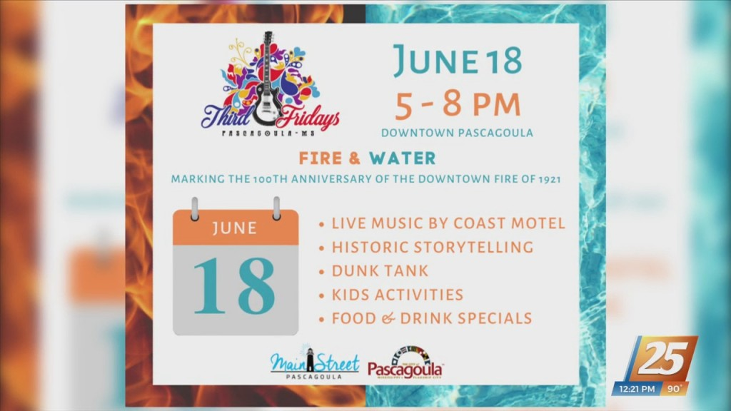Third Friday In Pascagoula