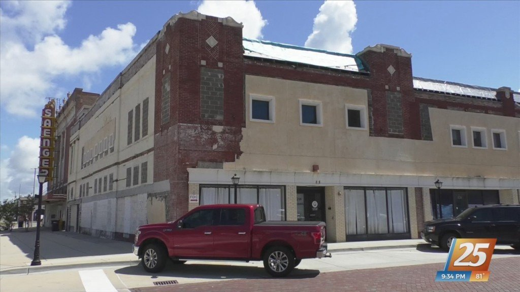 Live Local: Barq's Building