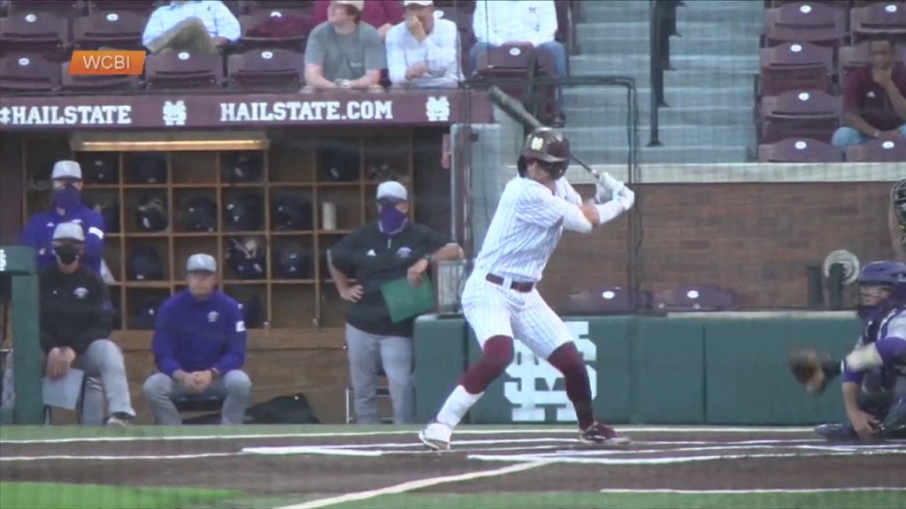Msu's Tanner Allen Named National Player Of The Year By American Baseball Coaches Association
