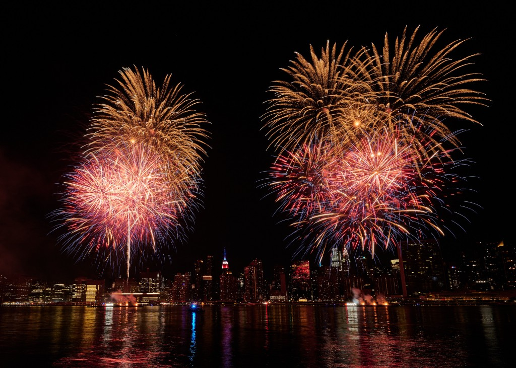 Macy's Fourth Of July Fireworks Spectacular Season 44