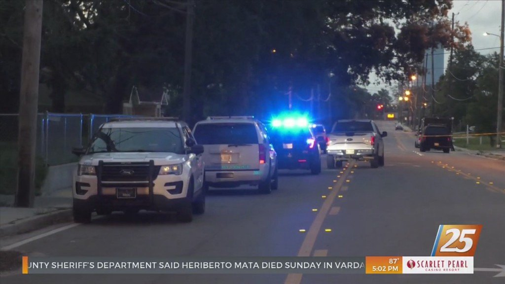 Neighbors React To 24 Hour Long Standoff Between Biloxi Pd And Shooting Suspect