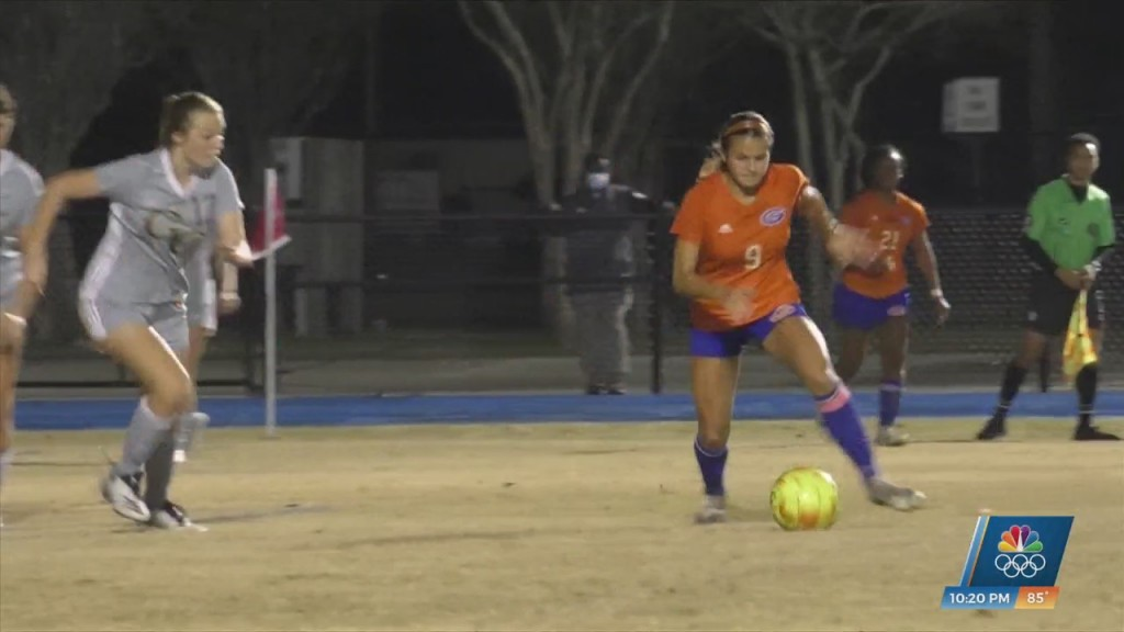 Gulfport Soccer's Kate Smith Named Gatorade Player Of The Year
