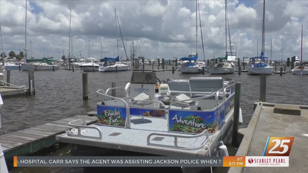 New Water Taxi Service Along The Coast