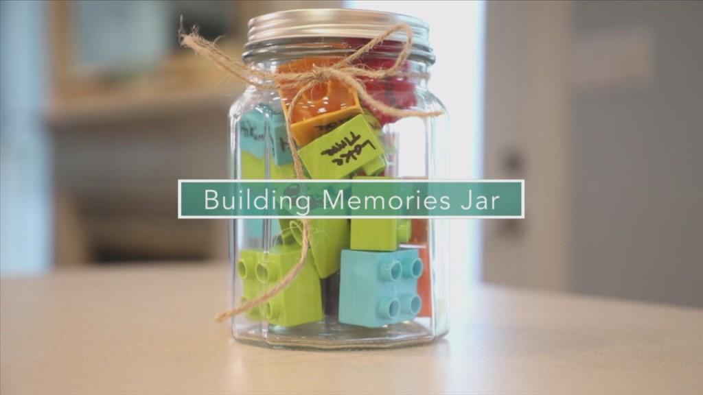 Mom To Mom: Building Memories Jar