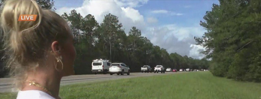 Traffic Update On I 10 In Hancock County