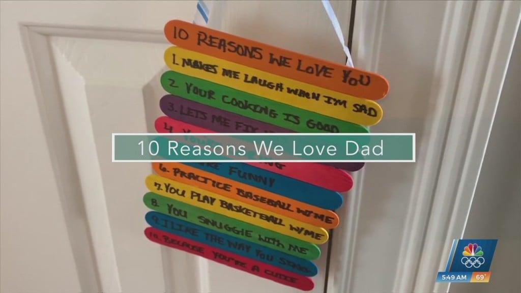 Mom To Mom: 10 Reasons We Love Dad