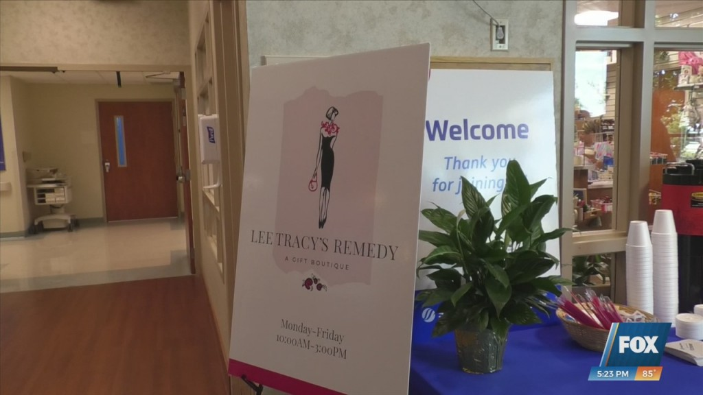 Lee Tracy's Remedy Ribbon Cutting Ceremony In Singing River Gulfport Hospital