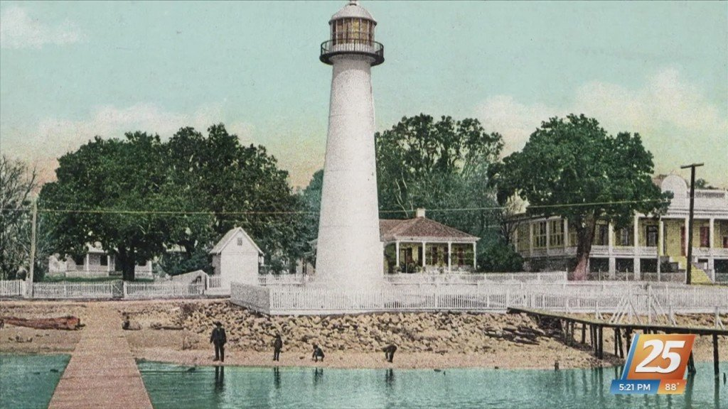 Live Local: A Glance Into The Past Of The Water's Edge In Biloxi