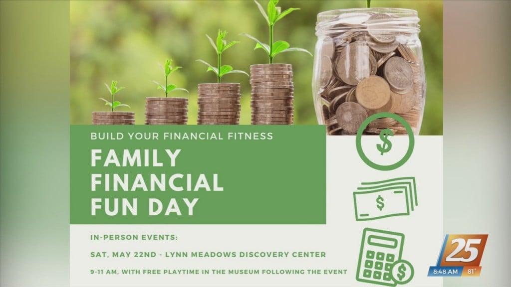 Family Financial Fun Day