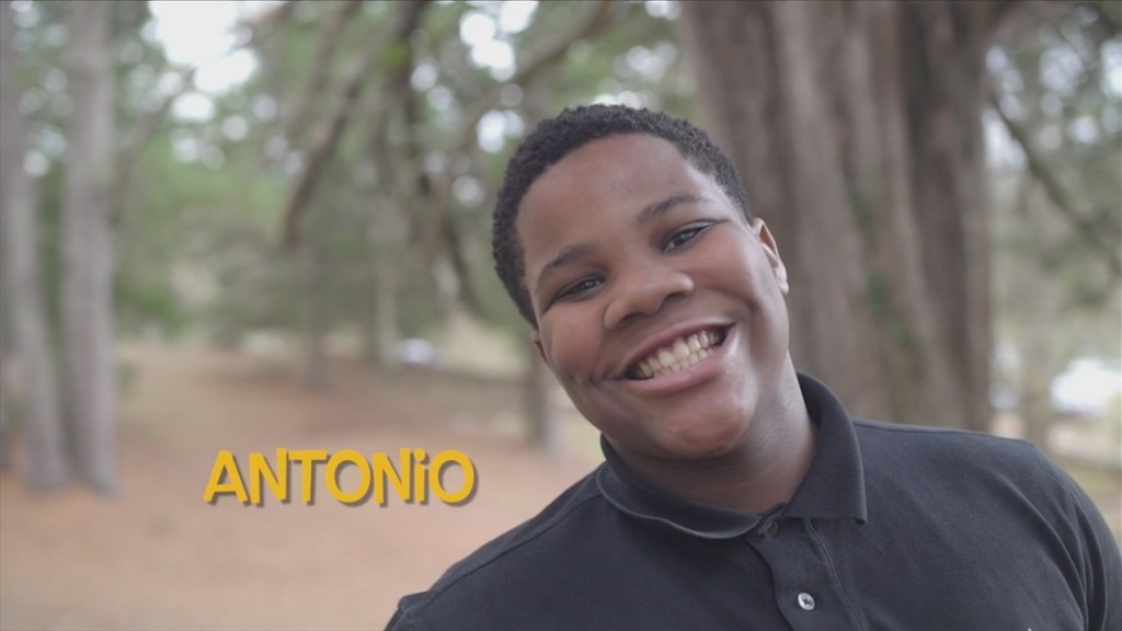 Grant Me Hope: Antonio Is Hoping To Get Adopted