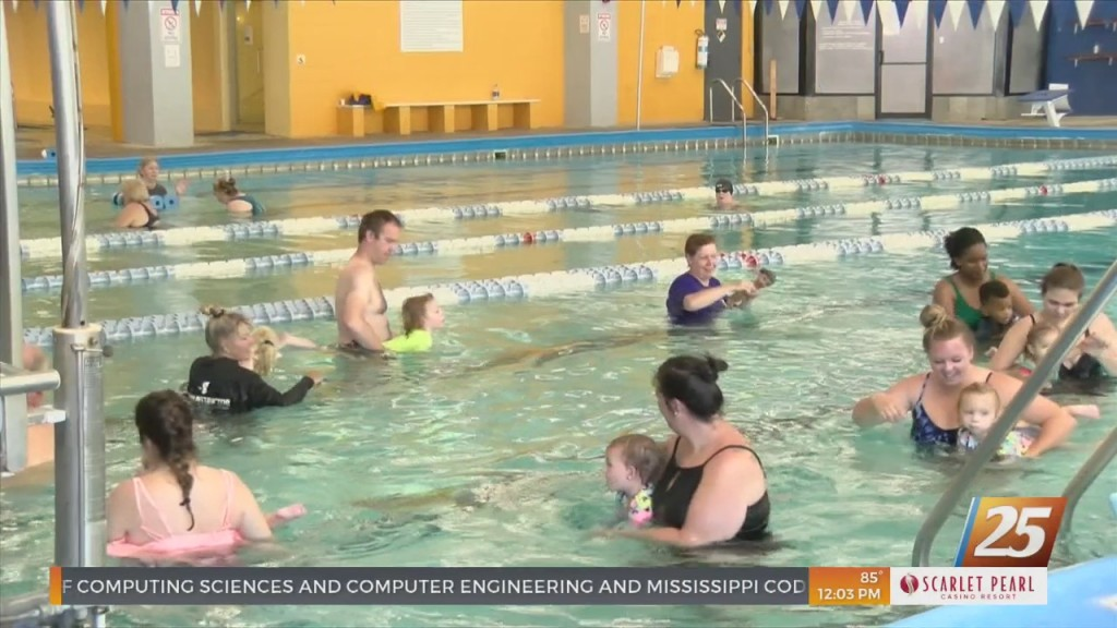 Swimming Lessons At The Ymca