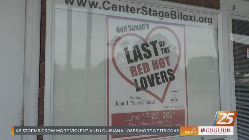Center Stage Biloxi Returns Without Covid Restrictions